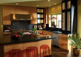 Custom Designed Kitchens Brighten Your Kitchen With Asian Kitchen Ideas