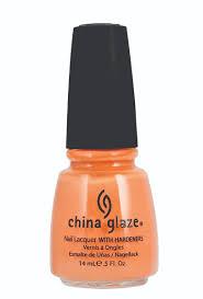 orange color shades china glaze new nail polish lacquer nail art all color shades 14m