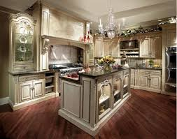 Built In Kitchen Islands Double Door Cabinets French Country Kitchen Ideas Green Color