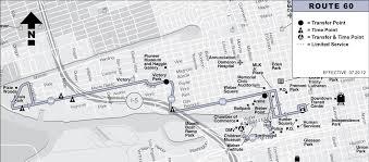 Denver Rtd Map Rtd Route 60