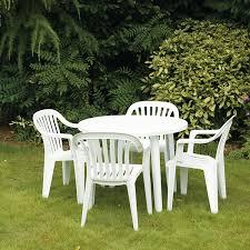 outdoor plastic table set outdoor designs