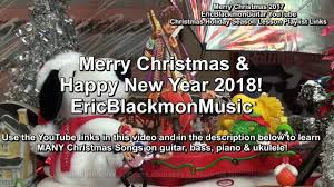 learn christmas songs on guitar now youtube lessons