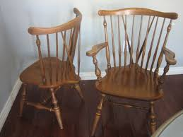 chair ethan allen dining chairs colonial kitchen set furniture for