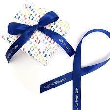 favor ribbons graduation favor ribbon custom graduation ribbon regal ribbons