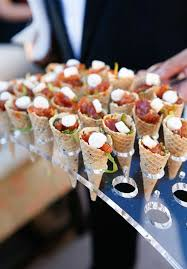 shoing canapé 124 best wedding canapé ideas images on catering