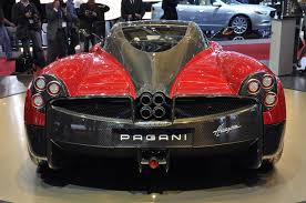 new pagani pagani huayra unveiled archive performanceforums