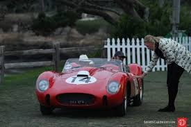 ferrari coupe 2017 pebble beach concours d u0027elegance 2017 photos results and winners