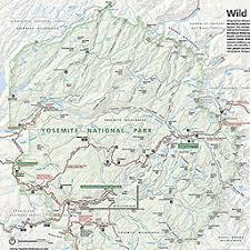 map of us states national parks maps yosemite national park u s national park service