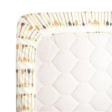 Twin Crib Bedding by Crib Sheets Arrows Creative Ideas Of Baby Cribs