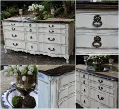 French Provincial Bedroom Decorating Ideas Vintage Country Style French Provincial Dresser Rehab