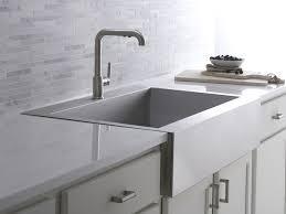 Top Kitchen Sinks Kitchen Amazing Drop In Stainless Steel Kitchen Sinks Sink