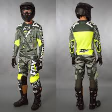 motocross jersey and pants combo fox motocross u0026 enduro mx combo fox 180 vicious olive maciag
