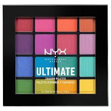 nyx professional makeup ultimate eyeshadow palette target