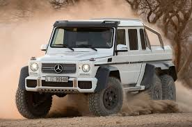 mercedes pickup truck 6x6 interior mercedes benz g63 amg 6x6 to cost 600 000 in germany