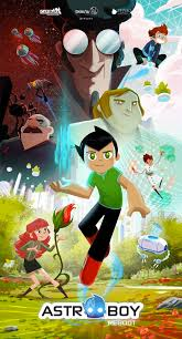 astro boy reboot shows design poster poster