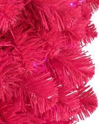 pink garland hot pink wreath and garland treetopia