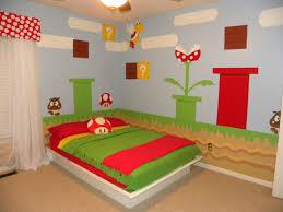 Bedroom Ideas For Brothers Mario Brothers Bedroom Decor Mario Bros Boys U0027 Room Designs
