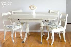 Chalk Paint Table And Chairs How To Update A Classic With Chalk Paint By Annie Sloan Hometalk