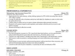 Resume Professional Profile Examples by Profile Writing 10 Ways To Create An All Star Graduate Linkedin