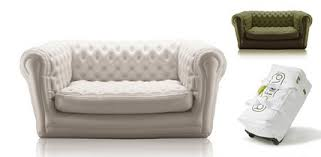 canapé gonflable chesterfield canapé chesterfield gonflable l objet du jour chaque jour