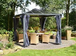 Home Depot Patio Gazebo by Garden Allen And Roth Cushions Patio Gazebo Lowes Allen Roth