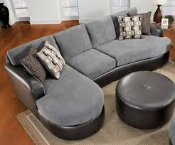 small grey sectional sofa awesome sofa sectional pull out couch