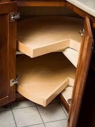 kitchen corner cabinets options super susan no pole in the middle for a base corner cabinet