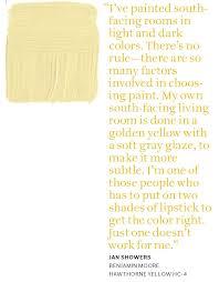 living in color 500 designer color favorites color for a sunny room