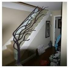 How To Sand Banister Spindles Suggestions To Update Wrought Iron Stair Railing Without Replacing