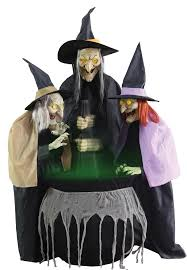 life size skeleton halloween prop stitch witch sisters animated prop 6ft lifesize halloween haunted