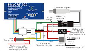 bluecat 300 air fuel ratio controller