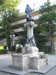 Bad Berg Stuttgart Stuttgart Historische Brunnen Galerie Bw Reg Bez