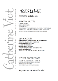 Artist Resume Format Resume Format For Fresher Makeup Artist Best Of How To Make A