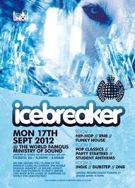 icebreaker ministry of sound