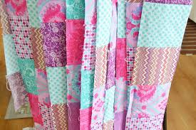 Homemade Duvet Cover How To Sew A Patchwork Child U0027s Duvet Cover The Diy Mommy