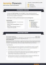 Resume Australia Sample by The Australian Employment Guide