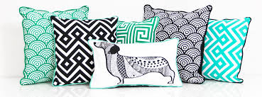 Modern Throw Pillows For Sofa Decorative Pillows Modern Nature House