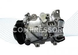 lexus es 350 ac compressor denso 6sbu16c ac compressor 447190 3210 88320 3a270