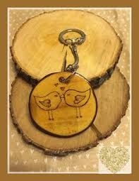 Items Similar To Love Anchors - wood anchor ring bearer alternative nautical wedding beach