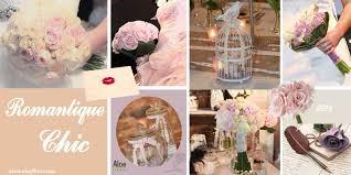composition florale mariage décoration florale de mariage thème