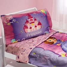Sofia Bedding Set Sofia The Sweet Princess Bedding Set Toddler Bed Bed Sets