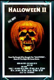 halloween 2 1981 poster