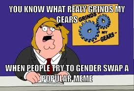 Idiot Nerd Girl Meme - they did it to idiot nerd girl and scumbag fat girl meme by