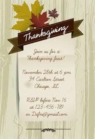 8 best thanksgiving invites images on invitation