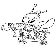 printable 12 stitch coloring pages 10322 lilo baby stitch