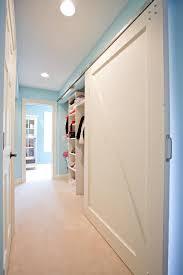 Paint Closet Doors Sliding Closet Barn Door Sliding Closet Doors Traditional