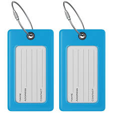 travel tags images Luggage tags tufftaag business card holder suitcase jpg