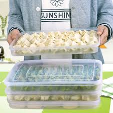 駱ices cuisine 嘉跃饺子盒冻饺子收纳盒2个装 9 9元包邮 券后 慢慢买比价网