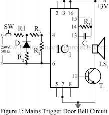 single door doorbell wiring schematic single wiring diagrams
