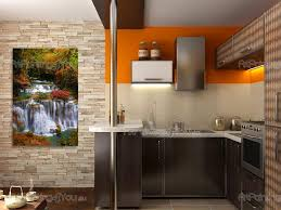 waterfall in forest wall murals posters mcca1074en waterfall in forest wall murals waterfalls posters